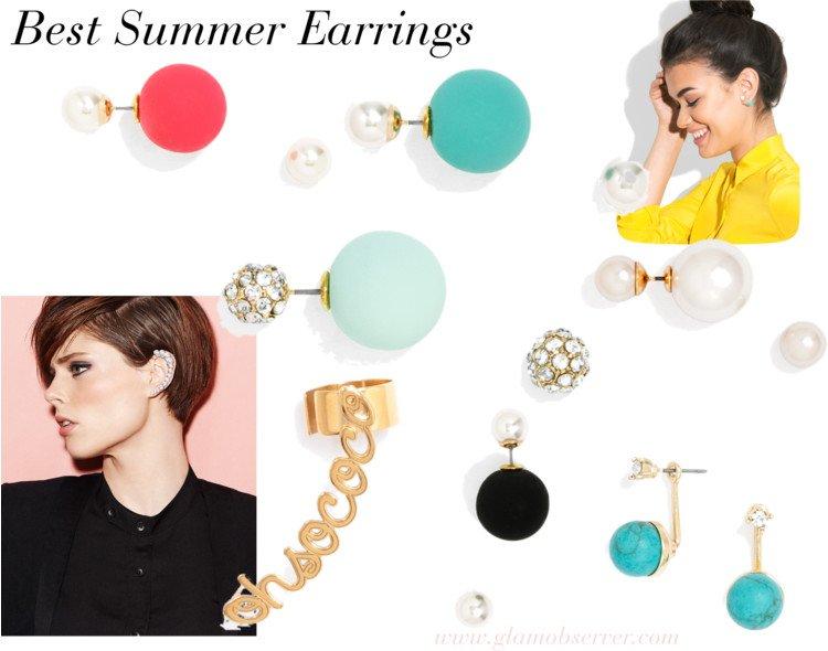 Best Summer Earrings
