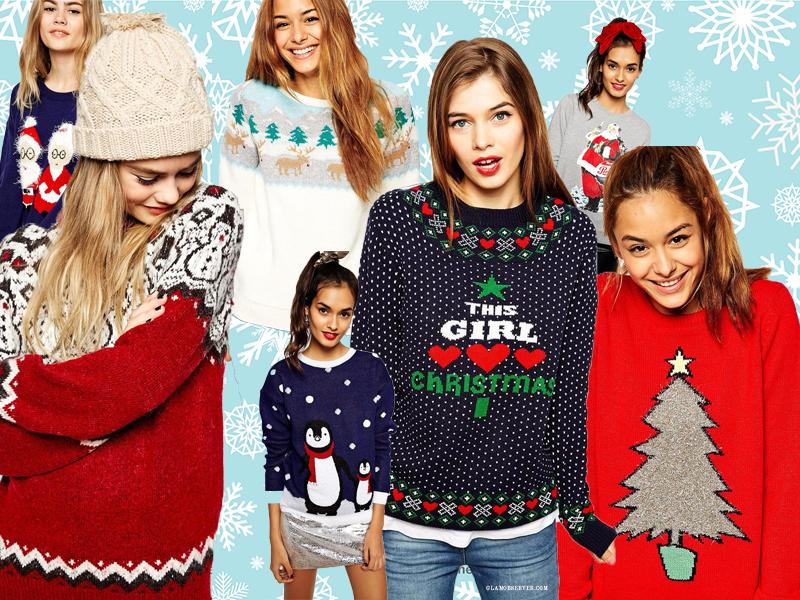 Le pi belle maglie natalizie a meno di 50 for Le piu belle mete natalizie