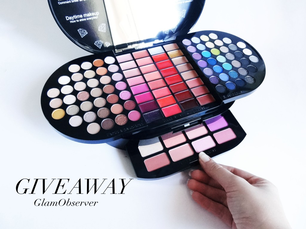 WINNER ANNOUNCED Giveaway – win this Sephora Palette