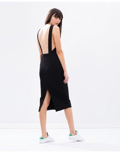 Love, Want,Shop Casual Black Dress
