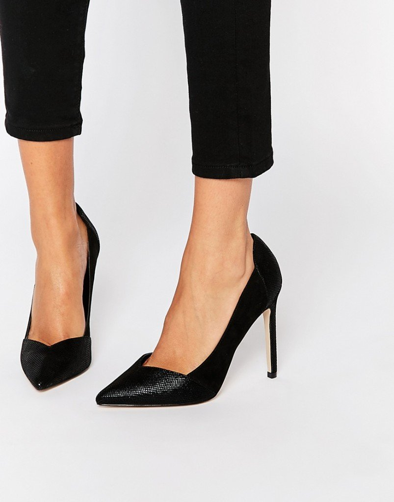 6 black pumps under 72$ !