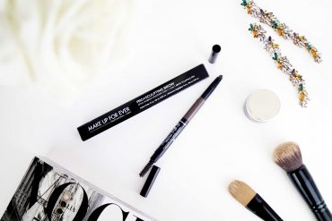Make Up For Ever Pro Sculpting brow | Video Review
