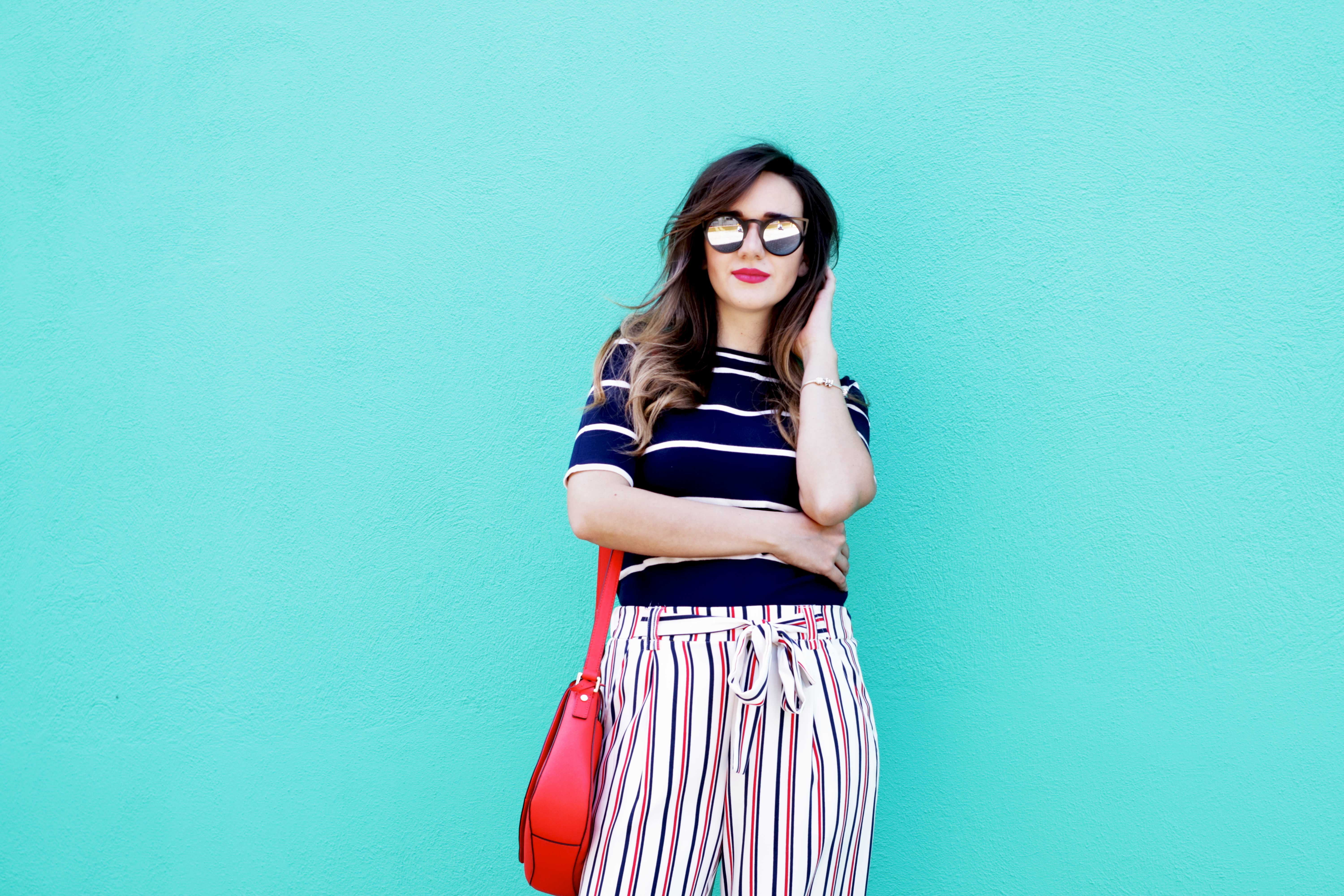 striped-shirt-culottes