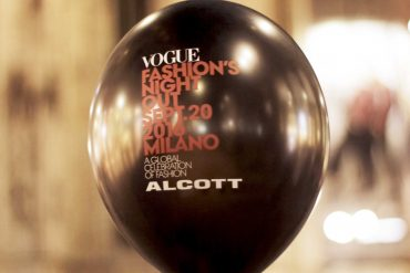 Vogue Fashion's Night Out Milan 2016
