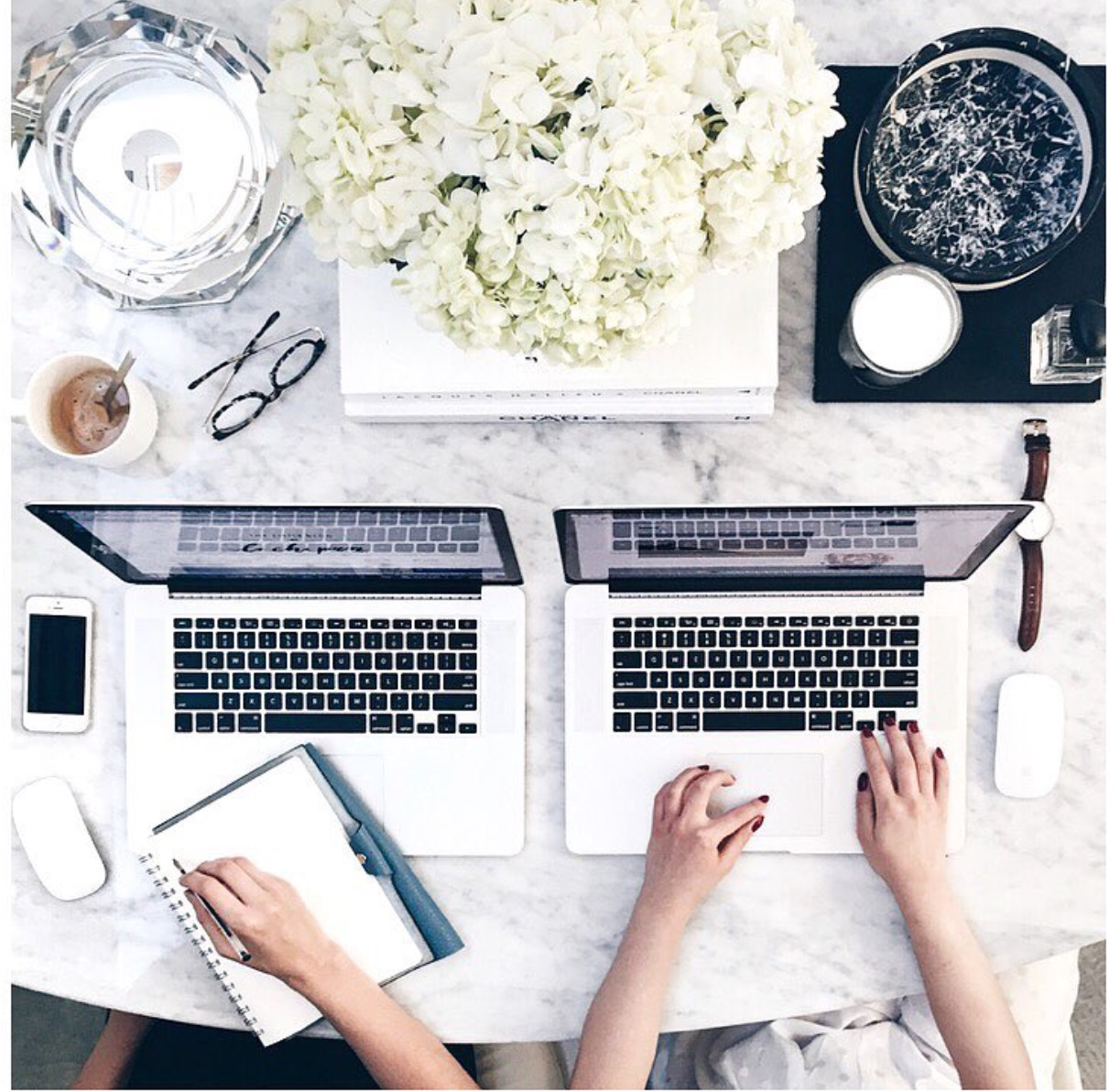 How to plan contents for your fashion and beauty blog