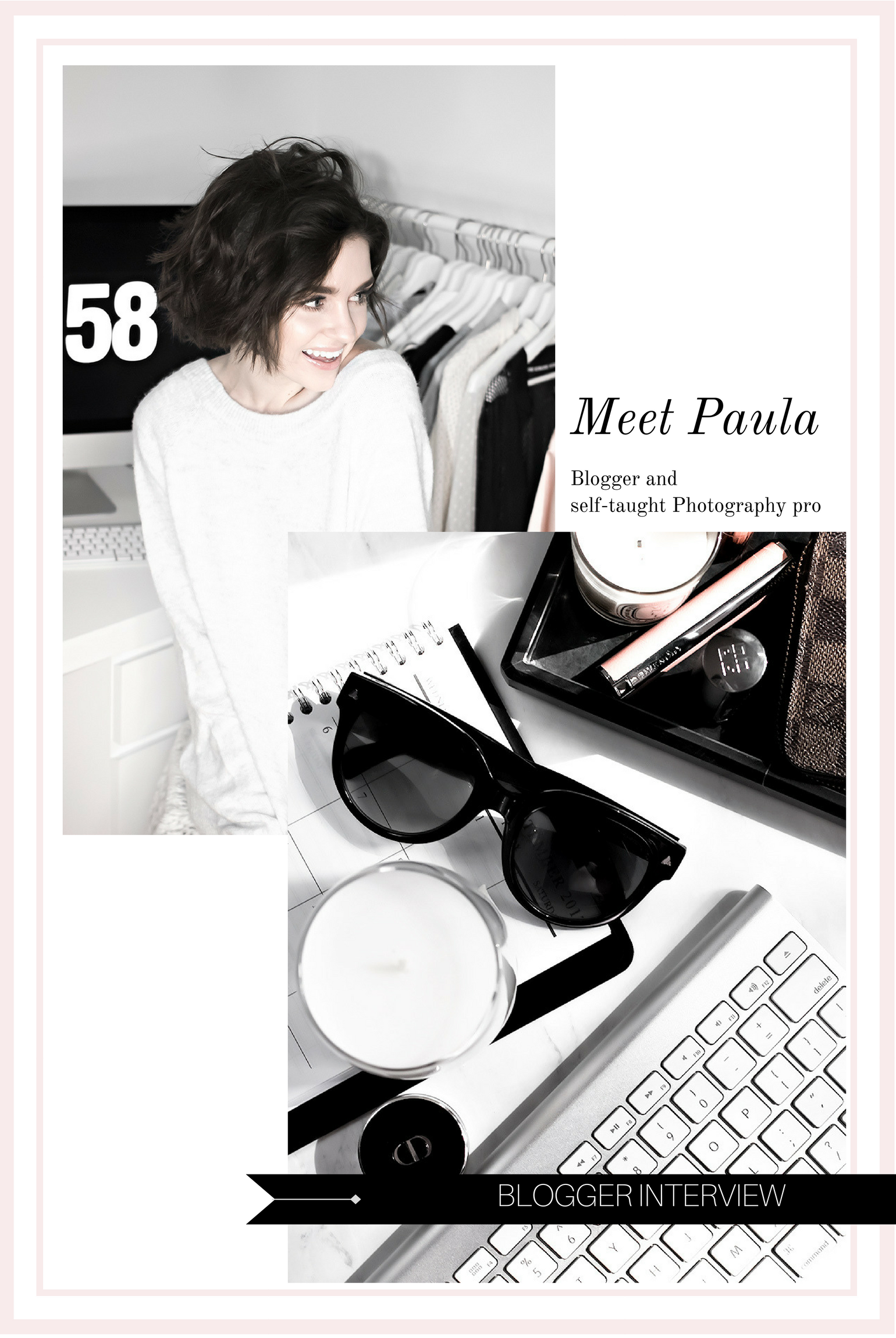 Meet Paula – Blogger at thirteen thoughts and Photography Pro
