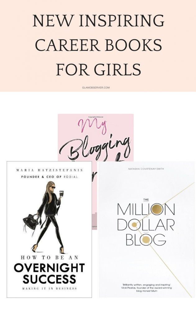 New inspiring career books for girls