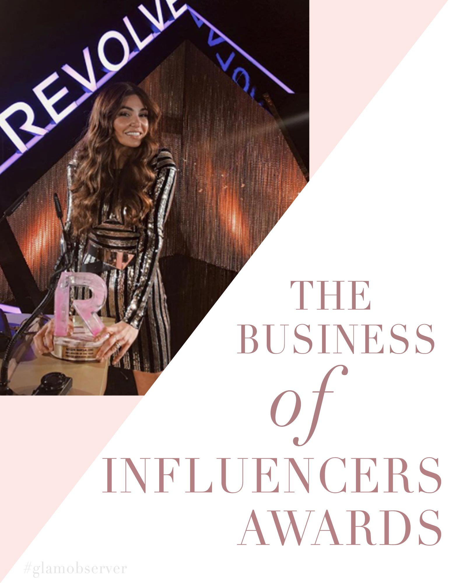 The Business of influencers awards