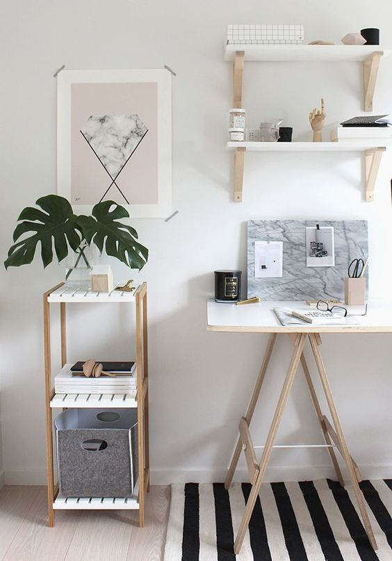 (Home) Office: Create a Stunning Space to Work From