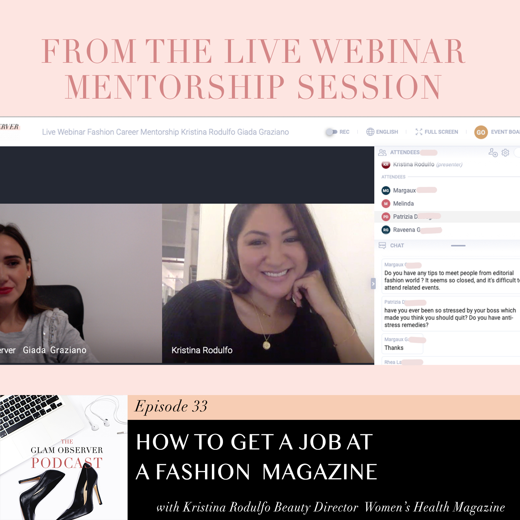 How To Get A Job At A Fashion Magazine Glam Observer